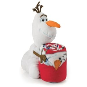 NHL® Frozen Olaf Fleece Set -- Montreal Canadiens